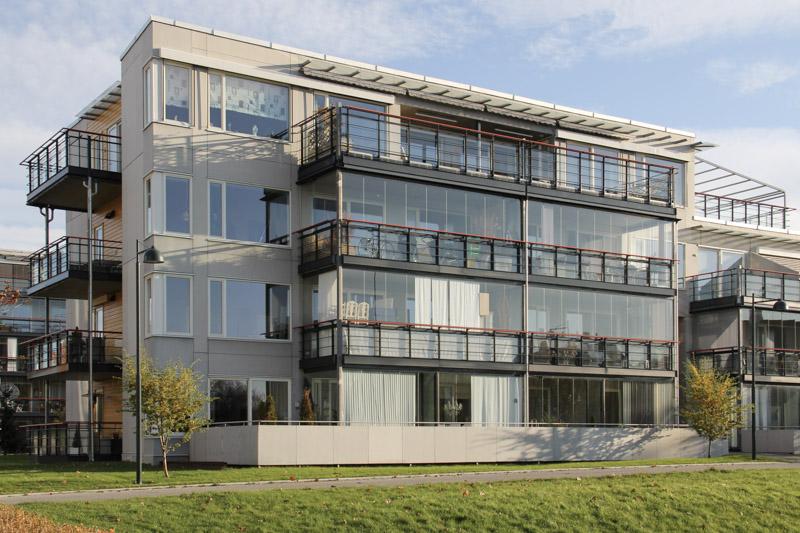 Rosenborg Park - Prosjektering av bolig