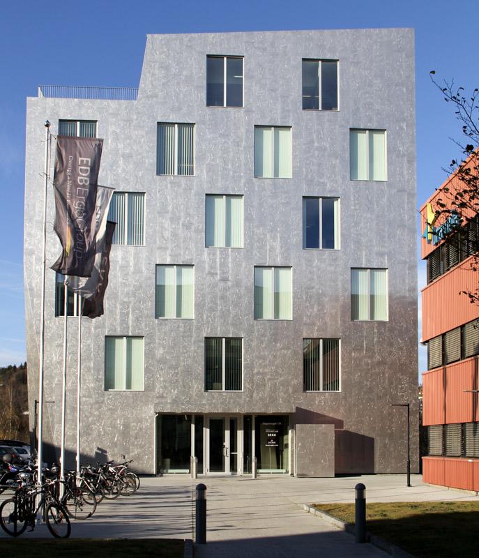 Stålgården, Trondheim. Siv Ing Danielsen AS stod for prosjekteringen.